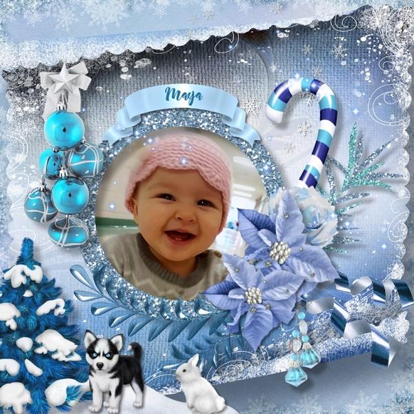 Maya Snowy