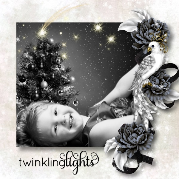 Xmas Joy Twinkling