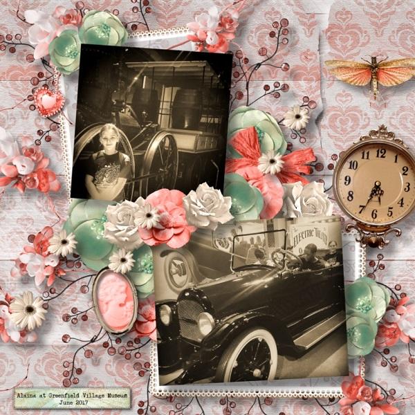 Loving Vintage Greenfield Village Alaina