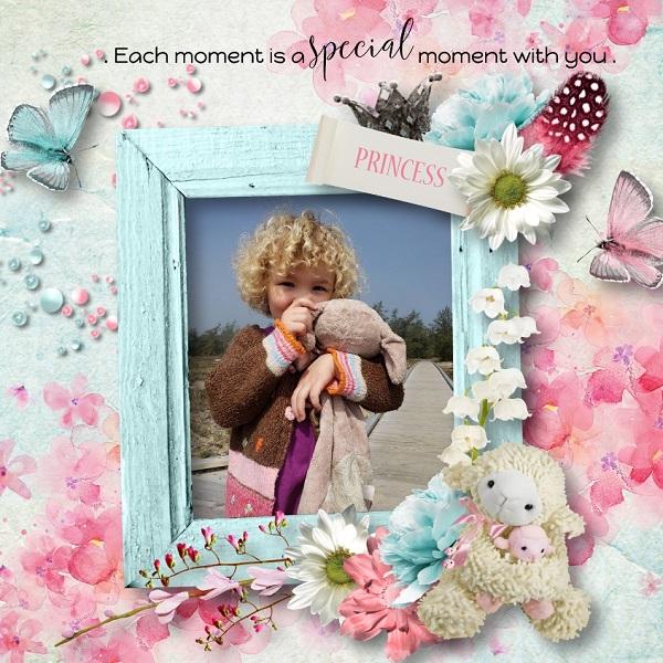 toddler girl, Spring