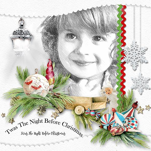 * Vintage Christmas*