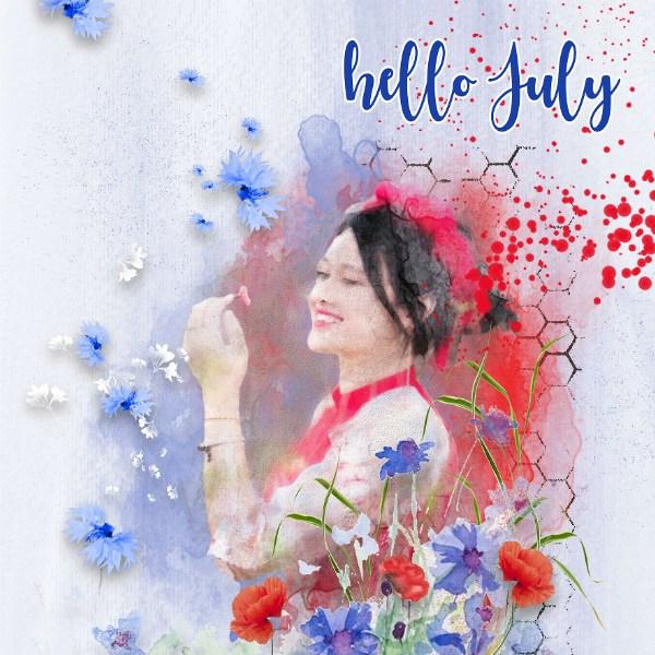 HELLO JULY 2-1