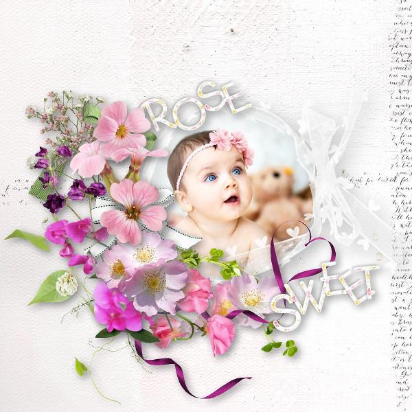 Precious de VanillaM Designs