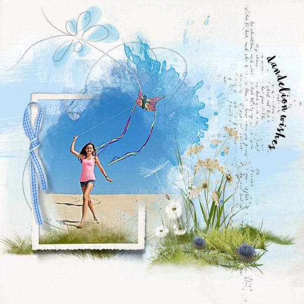 """""""Dandelion Wishes"""" by VanillaM Designs"""