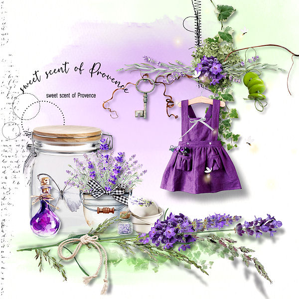 Sweet Scent Of Provence
