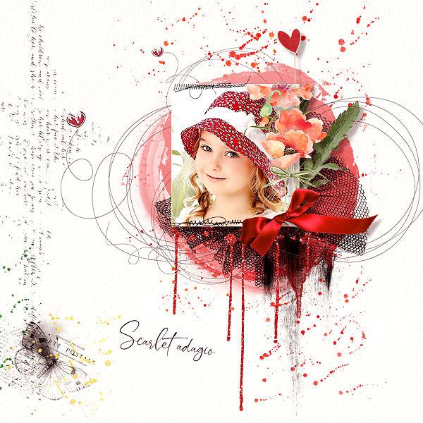 Scarlet adagio