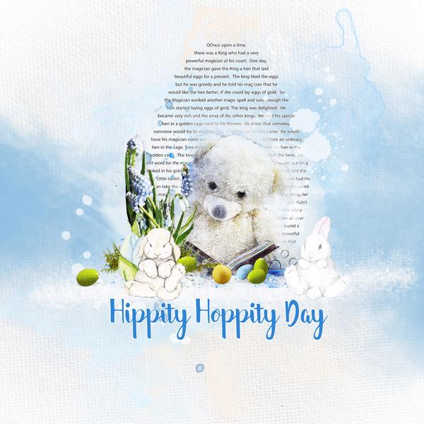 Hippity Hoppity Day