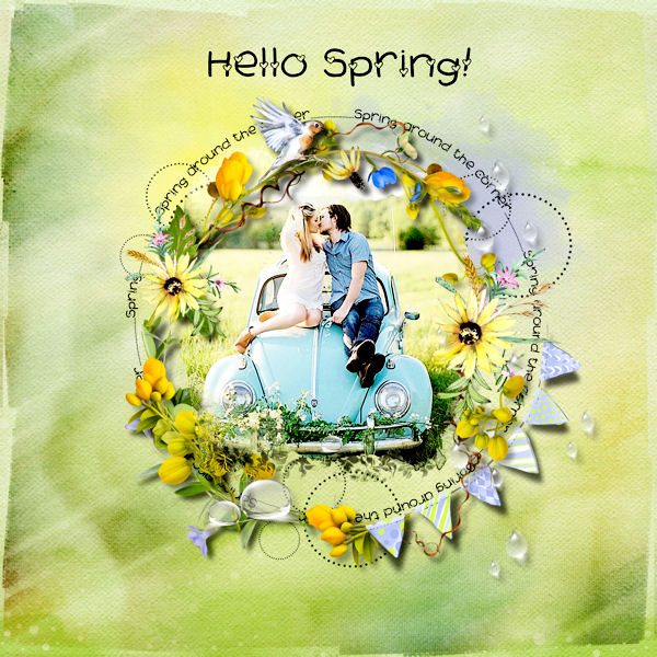 Spring Tale