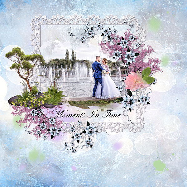 *NEW* Moments in Time by Bellisima Designs