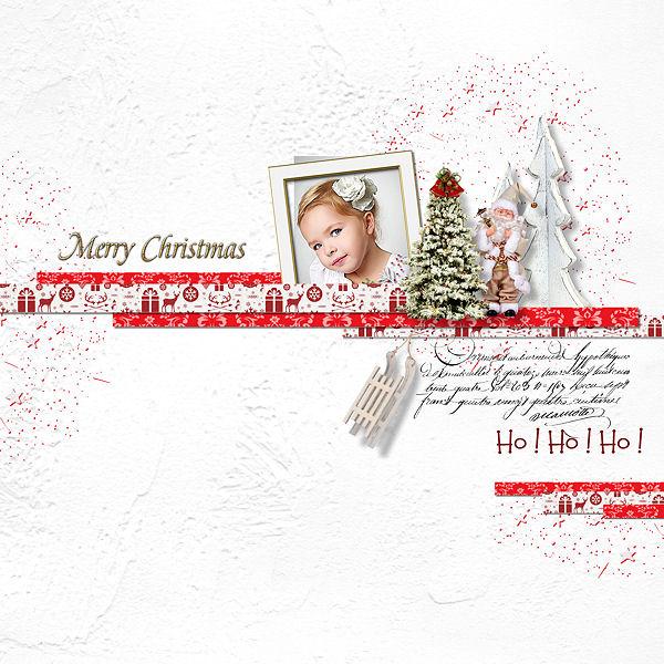 CHRISTMAS DELIGHTS BY BELLISIMA DESIGNS