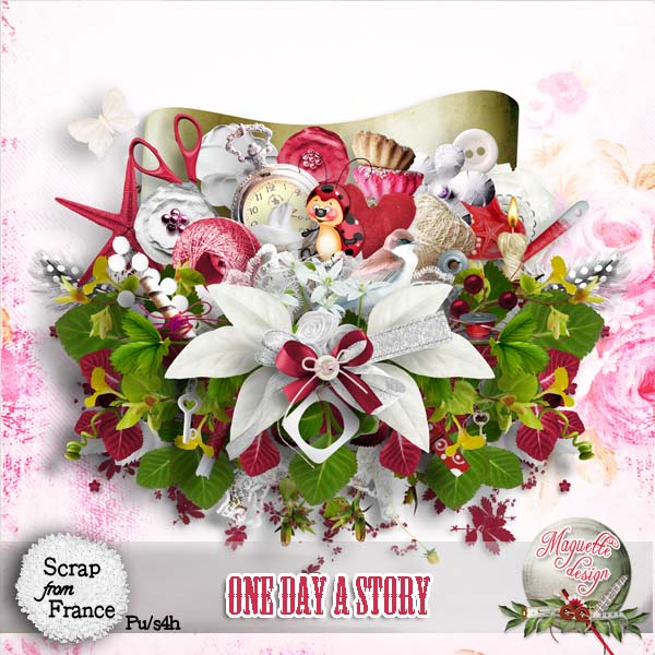 ONE DAY A STORY KIT