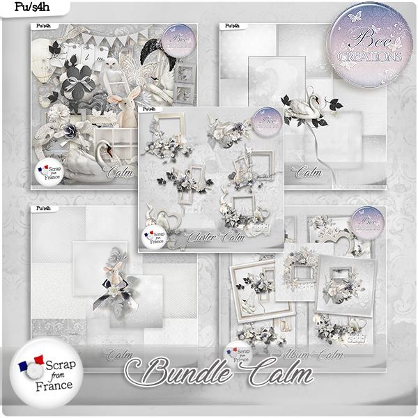 Calm Bundle (PU/S4H) by Bee Creation