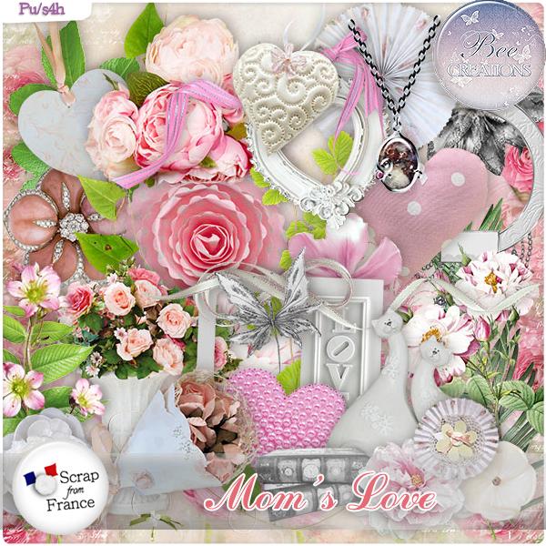 Moms Love (PU/S4H) by Bee Creation