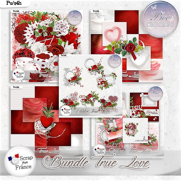 True Love Bundle (PU/S4H) by Bee Creation