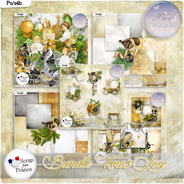 Xmas Joy Bundle (PU/S4H) by Bee Creation