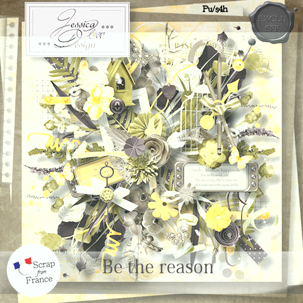 Be the reason by Jessica art-design